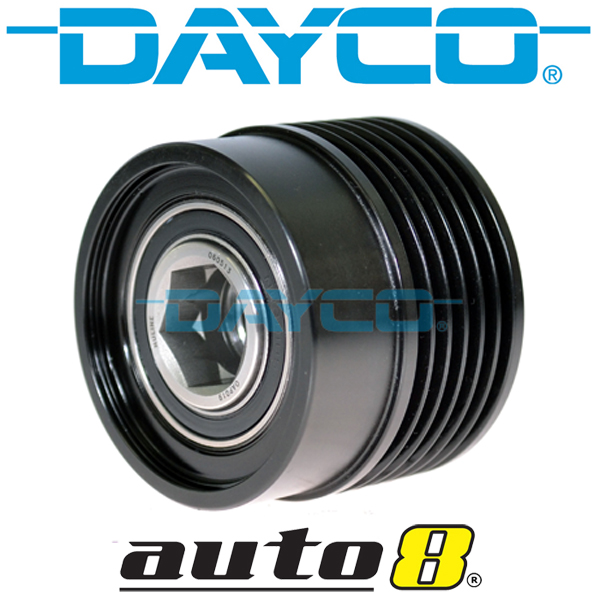 Dayco Overrunning Alternator Pulley for Holden Commodore VU 5.7L LS1 GEN III